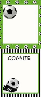 Etiquetas de Fútbol para imprimir gratis.