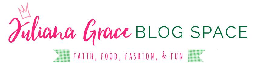 Juliana Grace Blog Space