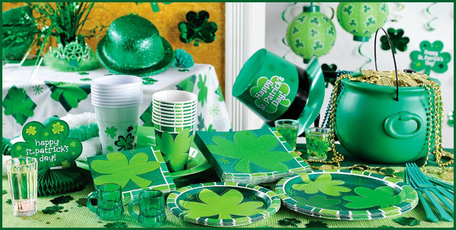St Patrick S Day Party Decorations Hd Collection Zone