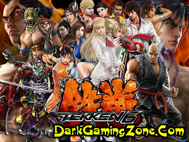 Hasil gambar untuk Tekken 6 Pc Game Full Version Free Download