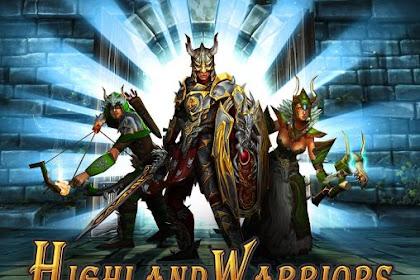 Download Gratis Highland Warriors Mod Apk Terbaru 2017 For Android