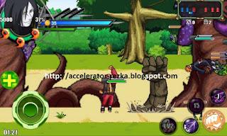 Naruto Senki Mod Sprite : Akatsuchi Replace Orochimaru
