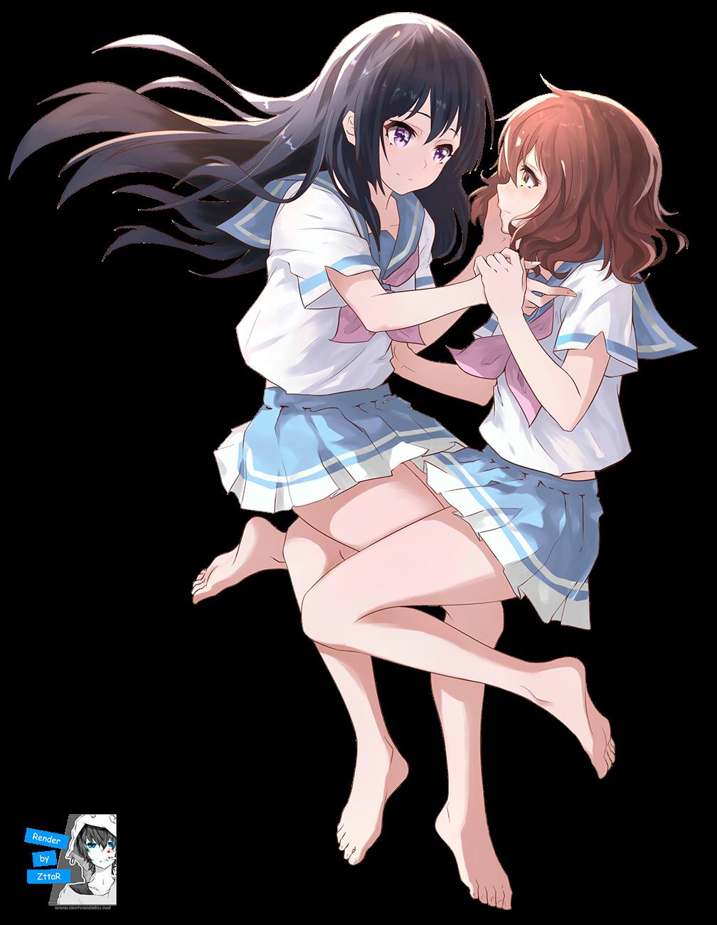 Render Kousaka Reina & Oumae Kumiko