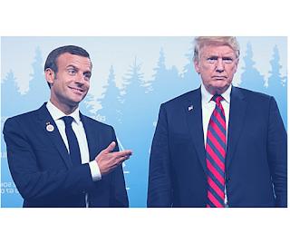 Trump sont meilleurs que ceux de Macron