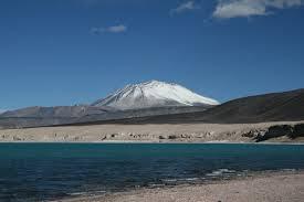 Nevado Ojos del Salado, Argentina