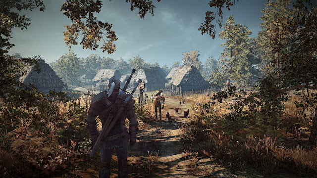 The Witcher 3 Linux