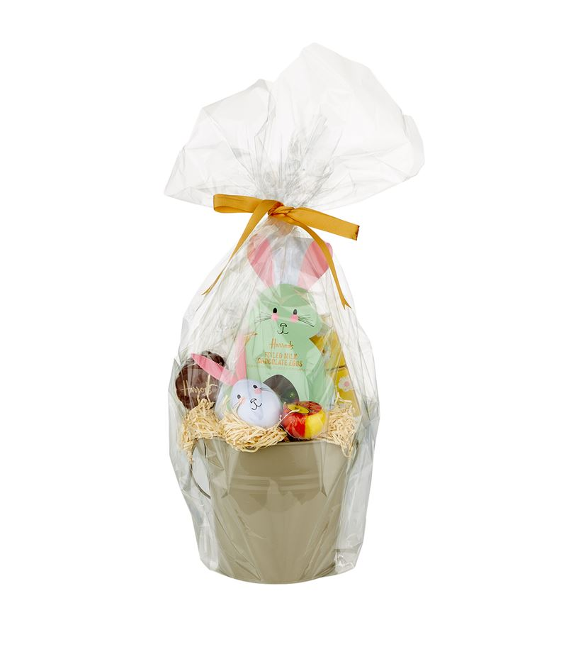 A collectable easter gift from harrods kerry louise norris do your children have anything other than chocolate at easter have you got any harrods soft toys or teddy bears negle Choice Image