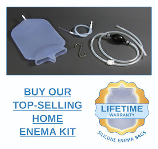 photo of top-selling enema kit