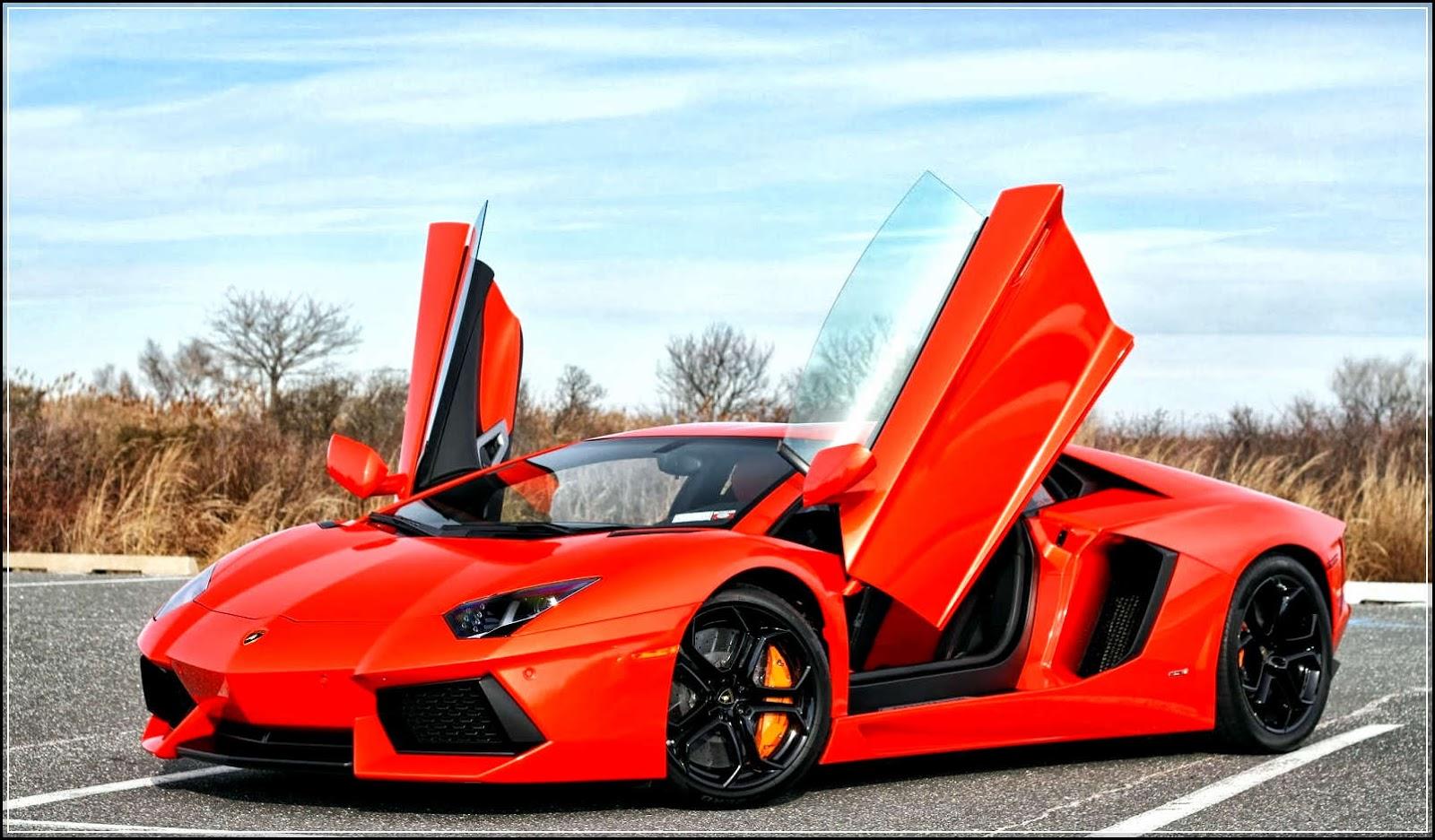 Foto Modifikasi Mobil Lamborghini