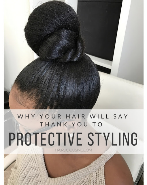 Why Your Hair Will Say Thank You To Protective Styling