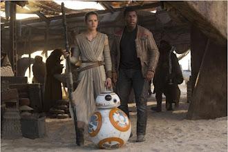 Cinéma : Star Wars VII - Le Réveil de la Force réalisé par J.J. Abrams - Par Lisa Giraud Taylor