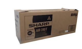 Sharp Toner AR-310LT (Black)