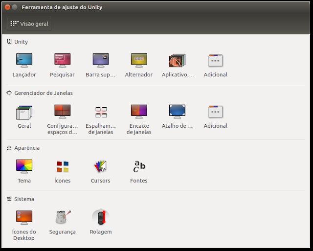 Personalize o seu Ubuntu