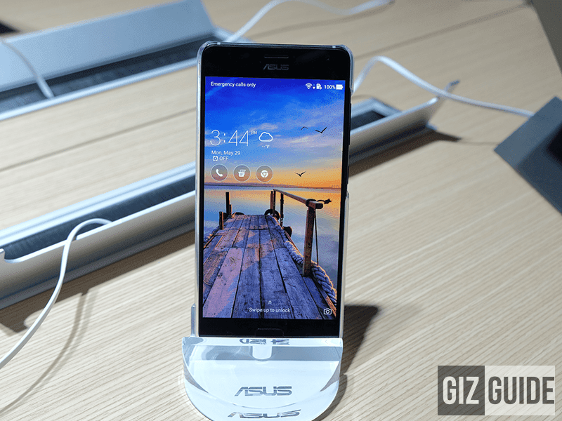 Asus ZenFone AR First Impressionsmpressions