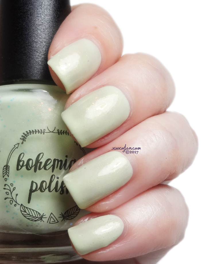 xoxoJen's swatch of Bohemian Midway Melodies