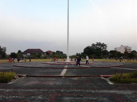 Graha Sabha Pramana universitas gadjah mada yogyakarta