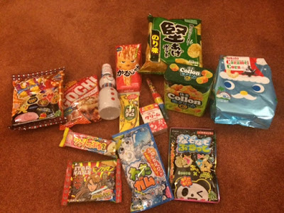 Tokyo Treat. Subscription, Japan, Sweets, Drinks, Crisps,