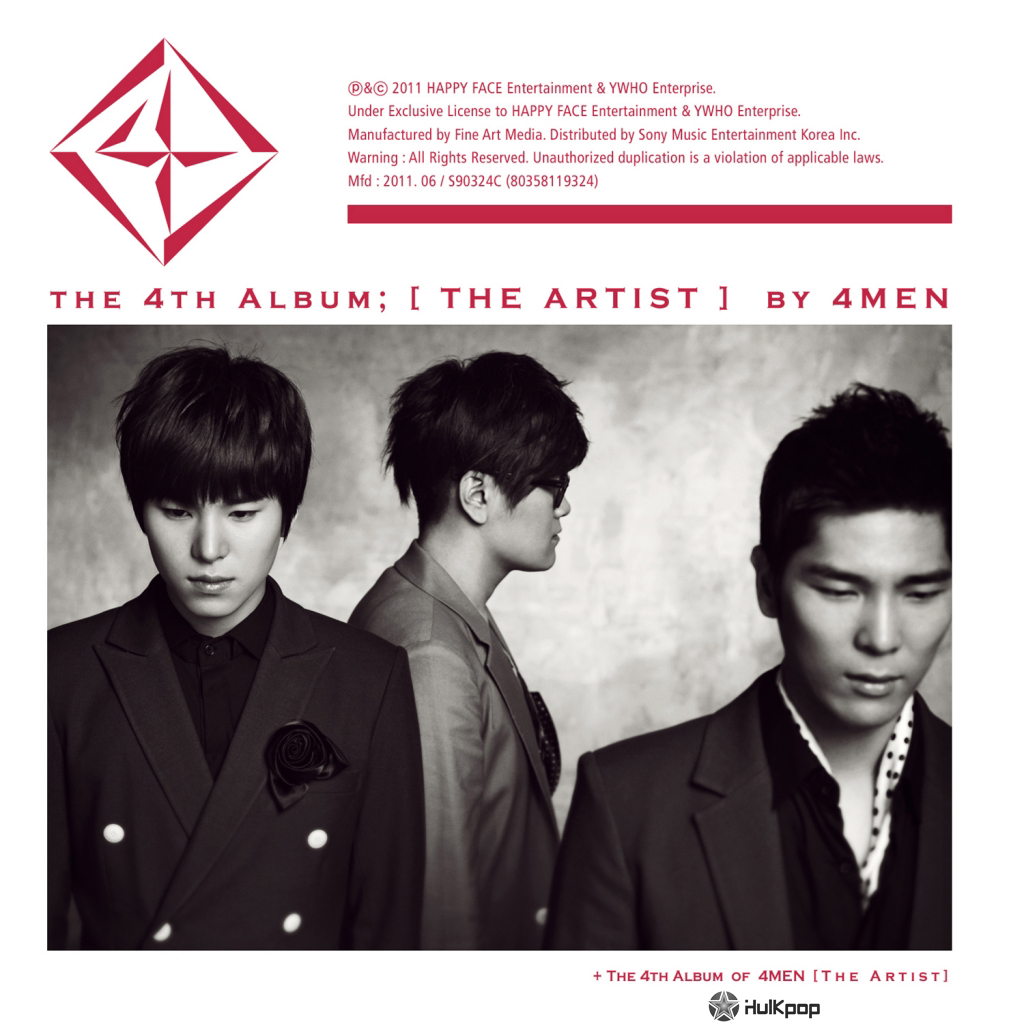4Men – Vol.4 The Artist