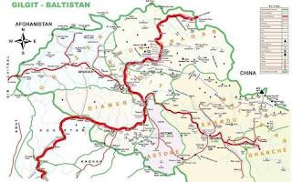 Role of Gilgit in Pak Economy