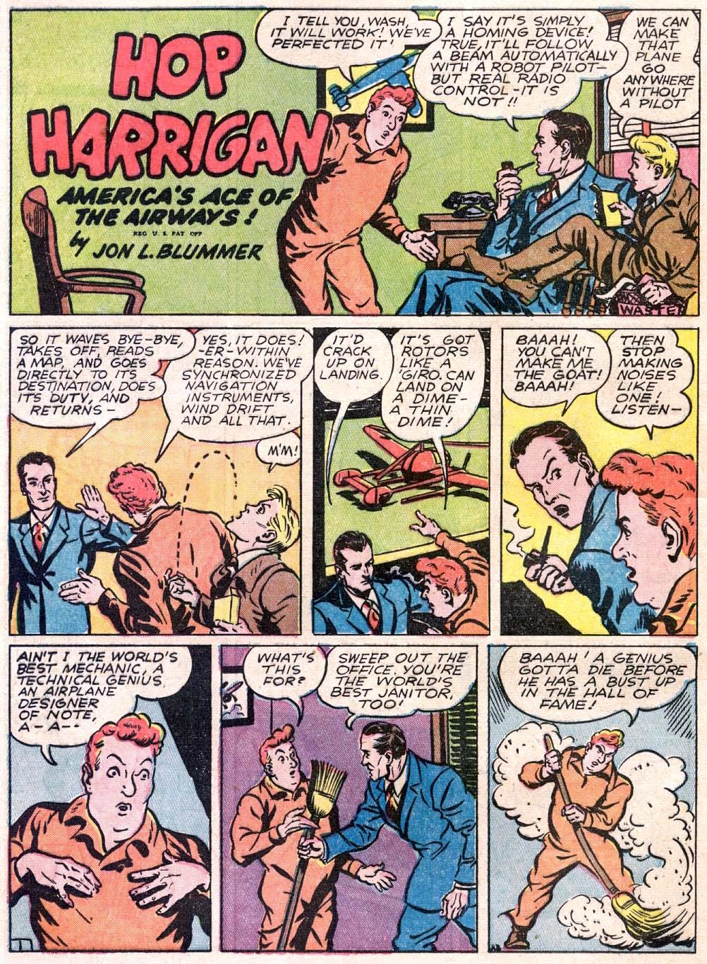 Read online All-American Comics (1939) comic -  Issue #33 - 22
