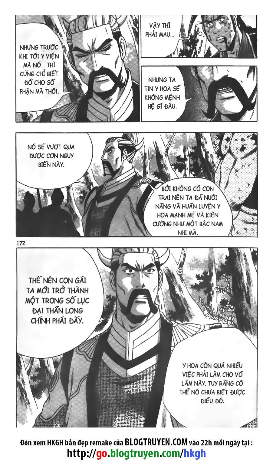 Hiệp Khách Giang Hồ Chap 263
