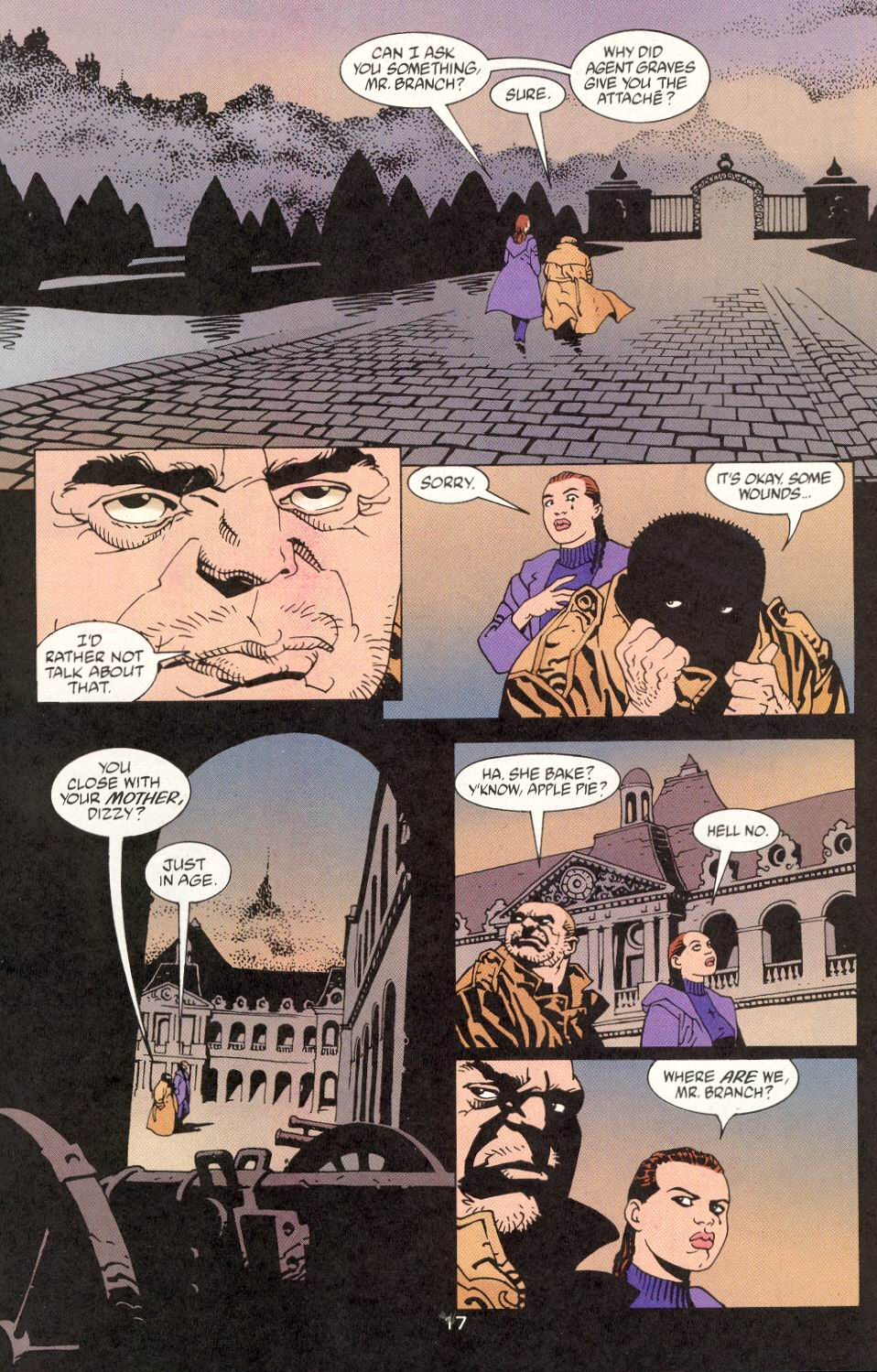 Read online 100 Bullets comic -  Issue #14 - 19