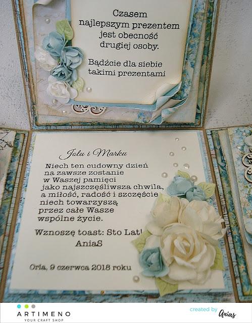 tekst życzeń ślubnych
