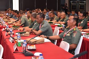 Binjas dan Permildas Miliki Peran Penting Dukung Tugas Pokok TNI