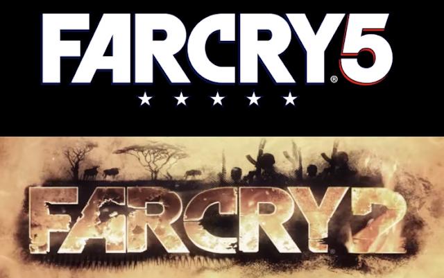 شاهد بالفيديو عندما يتفوق جزء Far Cry 2 على لعبة Far Cry 5 ، شيء لا يصدق لكنه ممكن …