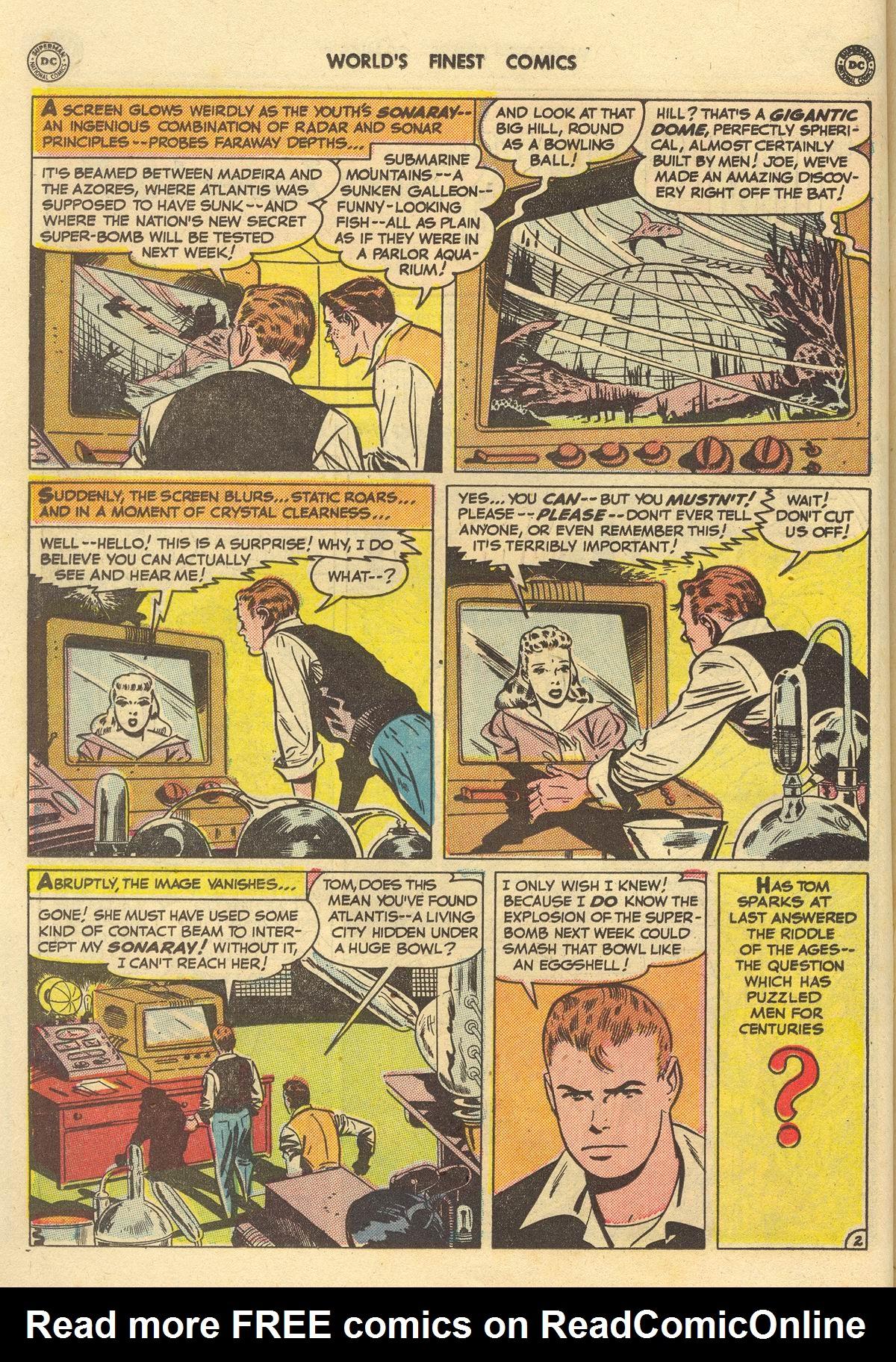Read online World's Finest Comics comic -  Issue #51 - 30