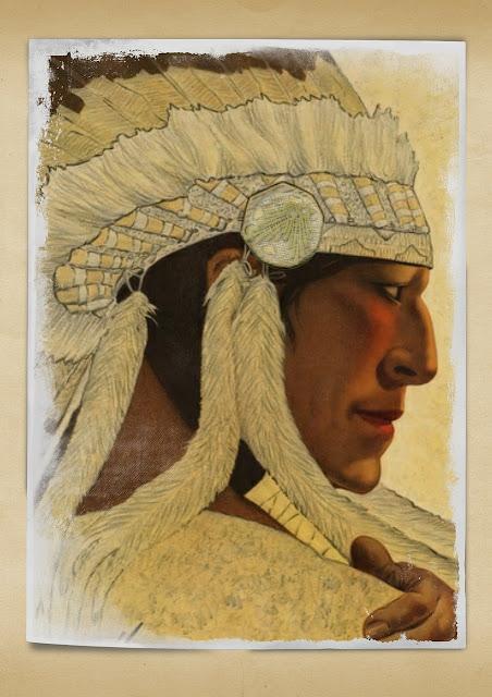 nakrycie głowy z piór znaczenie co symbolizowało jaką pełniło rolę indianie pióra symbol