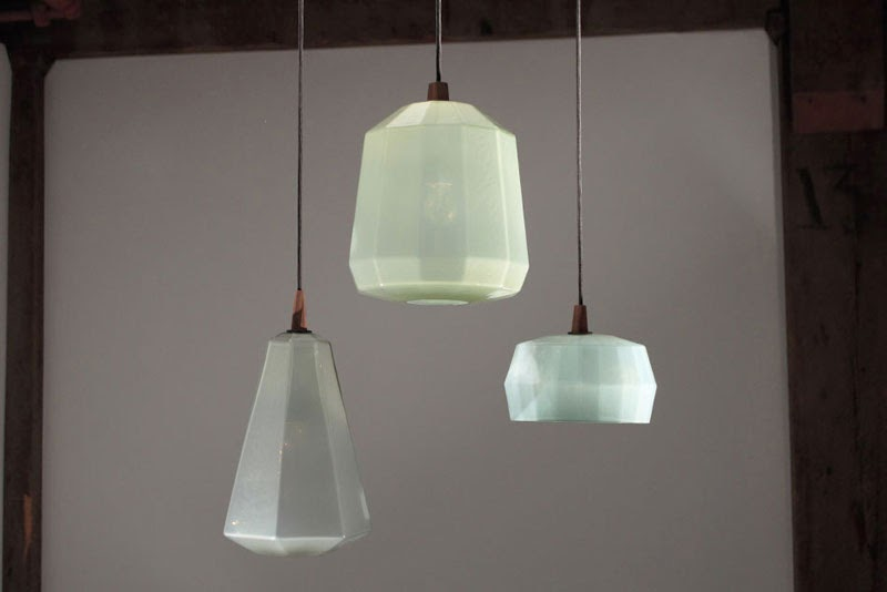 lámparas Poly Pop Pendants