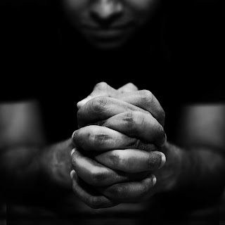 Picture of Man Praying