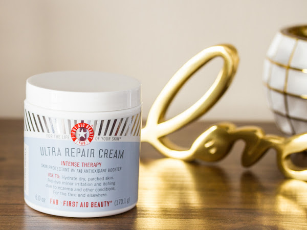 First Aid Beauty Ultra Repair Cream Intense Hydration - (review)