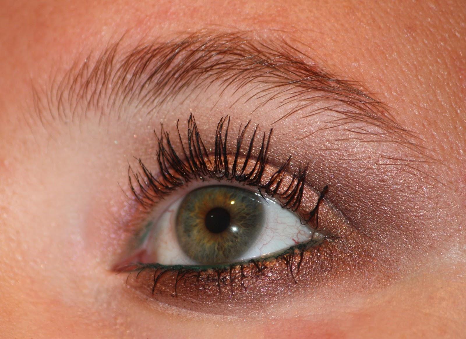 Die Zauberin Zebulon Neutral Eye Makeup Testing Extremely Black