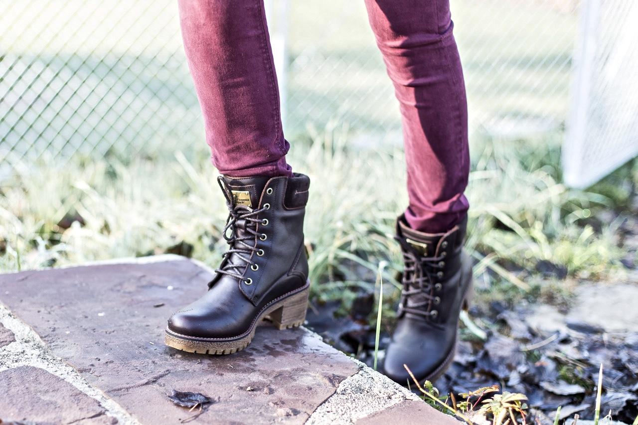 Panama jack boots