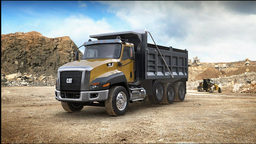 New Cat CT660   Truckmodshop