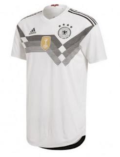 Jersey Jerman Home Piala Dunia 2018