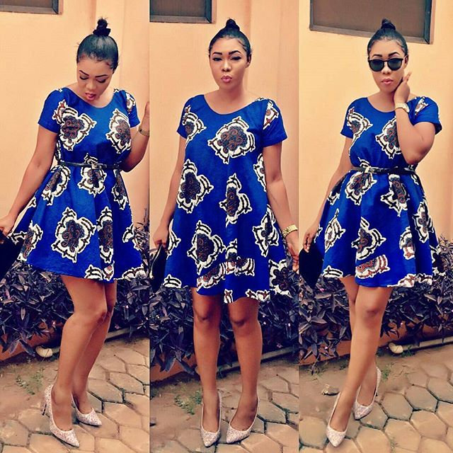 Latest different ankara style For Women