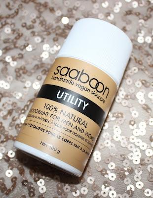 SAABOON Utility Deodorant