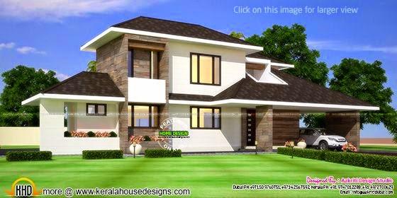 Superb villa