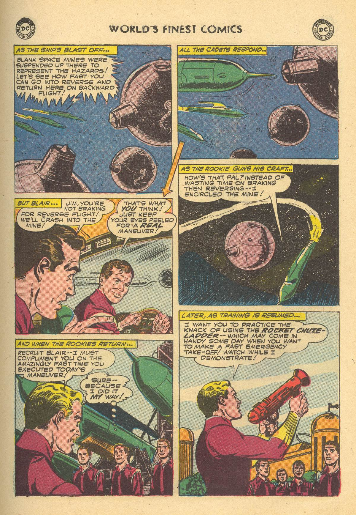 Read online World's Finest Comics comic -  Issue #105 - 21