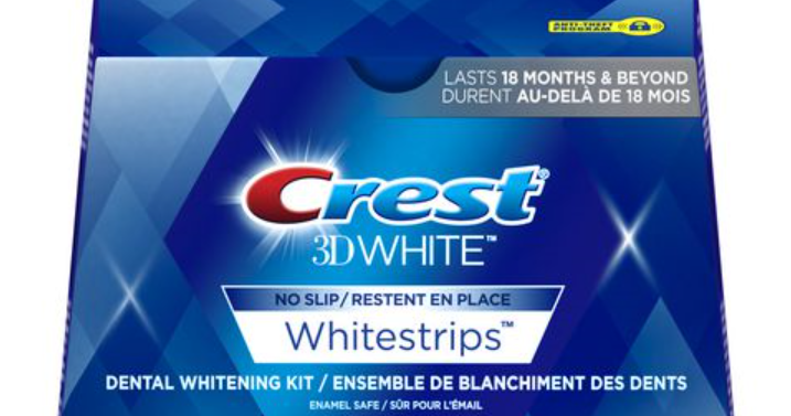 Coupon crest white strips canada