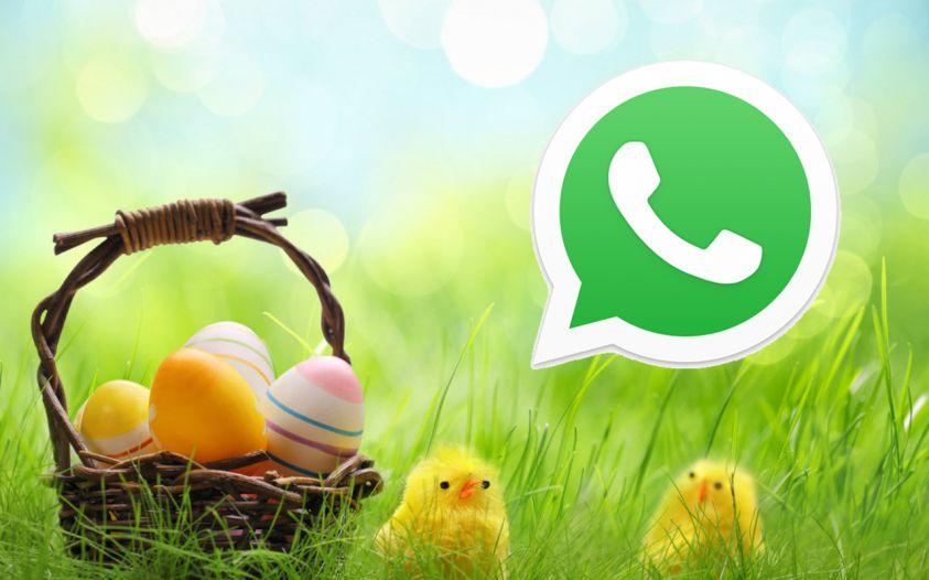 Immagini gif frasi di auguri di buona pasqua da inviare for Immagini per whatsapp free