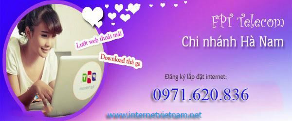 Lắp Đặt Internet FPT Tại Hà Nam