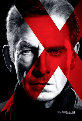 Poster oficial X-Men Days Of Future Past
