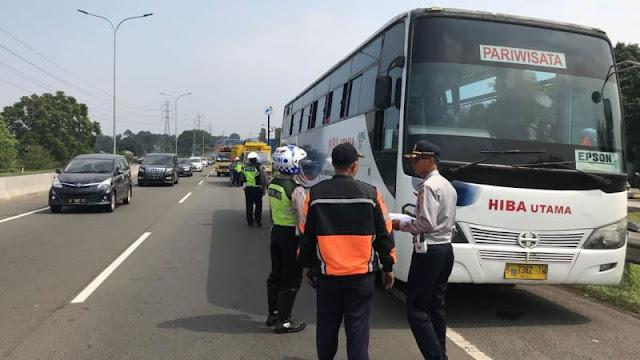 Usai Kecelakaan Maut, Polisi-Dishub Baru Sibuk Razia Bus-bus