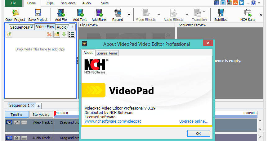 Serial Keys And Regestration Code For Nch Vediopad Vedio Editor 2018 Updated Apk Downtown