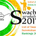 Current Affairs & GK: List of Swachh Survekshan Rankings 2017: India's Clean Cities List 2017