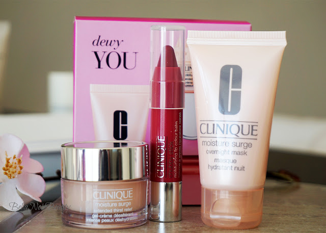 Clinique Dewy You Set | bellanoirbeauty.com
